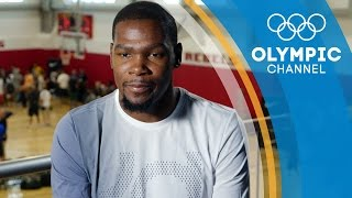 Download How big of a Foodie is Basketball star Kevin Durant ft Chef Ryan Lopez | Gold Medal Entourage Video