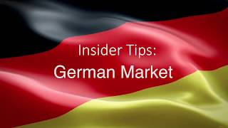 Download Insider Tips German Market | Christian Ruebel from the Tourism Ireland Frankfurt Office Video
