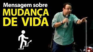 Download Pregação sobre MUDANÇA de vida. Felipe Seabra 2016. Video