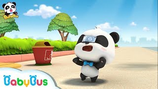 Download Where Do 10 Dollars Come From | Baby Panda's Magic Bow Tie | Magical Chinese Characters | BabyBus Video