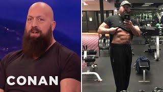 Download How The Big Show Got His Six-Pack - CONAN on TBS Video