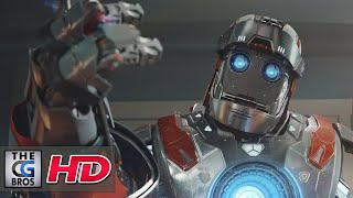 Download CGI VFX Spot HD: ″Daloc The Robot″ - by Troll VFX Video