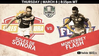 Download Soles de Sonora vs Monterrey Flash Video