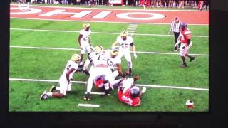 Download Ohio state beats michigan in crazy over time Video