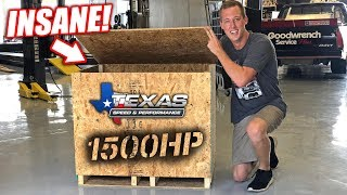 Download Introducing Leroy's NEW 1500+hp Engine... IT'S INCREDIBLE!!! + Major Cage Upgrade! Video