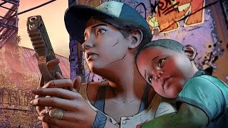 Download The Walking Dead Telltale Season 3 A New Frontier Gameplay Trailer Video