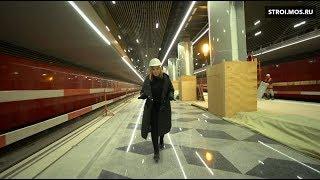Download Станция метро «Некрасовка»: об отделке, открытии и Кожуховской линии Video