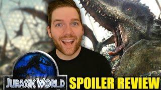 Download Jurassic World - Spoiler Review Video