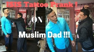 Download ISIS Tattoo Prank on Muslim Dad!!! Video