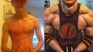 Download Daniel Tomasevic 3 Year Natural Transformation 14-17 Video