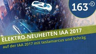 Download IAA 2017 Frankfurt Neuheiten Elektroautos und ConceptCars 4k Deutsch Video