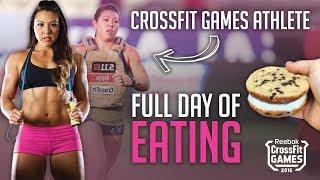 Download Jamie Hagiya Crossfit Games Athlete Full Day of Eating! Video