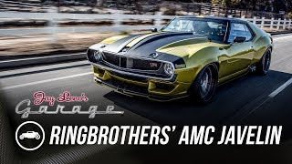Download Ringbrothers' 1972 AMC Javelin - Jay Leno's Garage Video