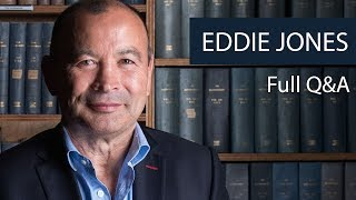 Download Eddie Jones | Full Q&A at Oxford Union Video