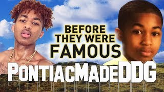 Download PONTIACMADEDDG - Before They Were Famous - GIVENCHY Video