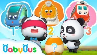 Download Baby Panda and Super Train | Super Rescue Team | Animation for Kids | BabyBus Song Video