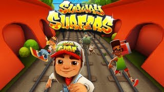 Download Subway Surfers - Gameplay Trailer - Free Game Review for iPhone/iPad/iPod Video
