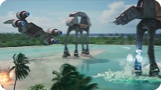 Download STAR WARS ROGUE ONE All TV Spots & Trailer (2016) Video