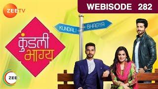 Download Kundali Bhagya - Sherlin Finds Out About Karan's Plan - Ep 282 - Webisode | Zee Tv | Hindi Tv Show Video