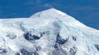 Download Rare video of Heard Island volcano Big Ben erupting Video