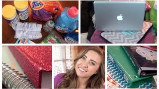 Download What I'm Packing for College! Video