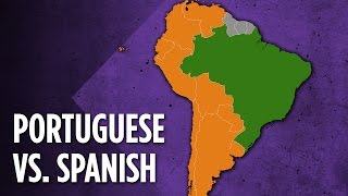 Download Why Do Brazilians Speak Portuguese And Not Spanish? Video