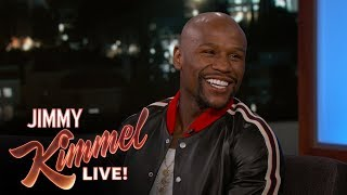 Download Floyd Mayweather Reveals How He Spends His Money Video