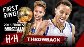 Download Stephen Curry 1st Championship, Full Series Highlights vs Cavaliers (2015 NBA Finals) - EPIC! HD Video