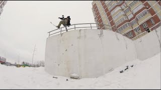 Download Behind the Scenes: Skiing in Russia with Level 1 Productions Video