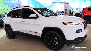 Download 2017 Jeep Cherokee High Altitude - Exterior and Interior Walkaround - 2017 New York Auto Show Video