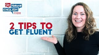 Download 2 things you must do more if you want to be fluent in English [FB Live] Video