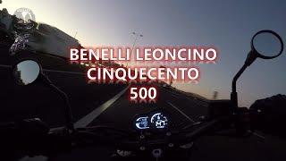 Download Benelli Leonciono 500 (Cinquecento) 2018 - Review & Test-drive (PT) Video