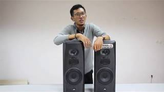 Download UNBOXING + REVIEW SPEAKER ROADMASTER BASS16 Video