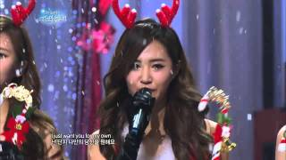 Download 【TVPP】SNSD - All I Want For Christmas Is You, 올 아이 원트 포 크리스마스 이즈 유 @ SNSD's Christmas Fairy Tale Video