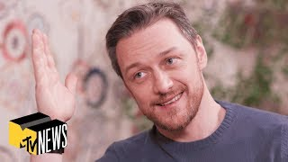 Download James McAvoy On 'Glass', The Future Of X-Men & 'It: Chapter 2' | MTV News Video