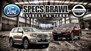 Download Ford Everest vs Nissan Terra - Which Midsize SUV is Better? - Philippines Video