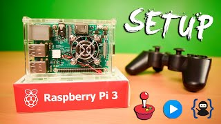 Download New Raspberry Pi 3 Tutorial - How to Set Up for Gaming & Entertainment Projects Video