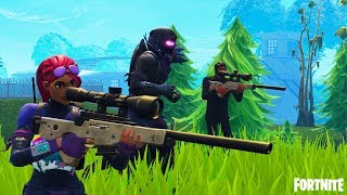 Download Fortnite Battle Royale Pretending To Be NOOBS w/ The Crew Video