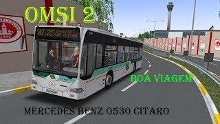 Download OMSI 2- Map Belen- Mercedes benz O530 CITARO com a skin da BOA VIAGEM (PORTUGAL) Video