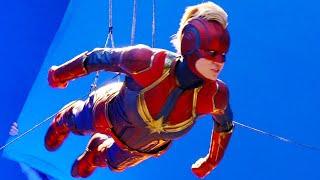 Download Captain Marvel DELETED & BONUS Scenes + Bloopers Video