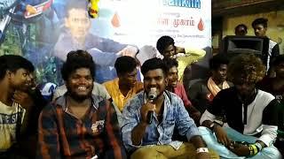 Download Chennai Gana Rtr Bala & Saravedi Saran Maja song... Video