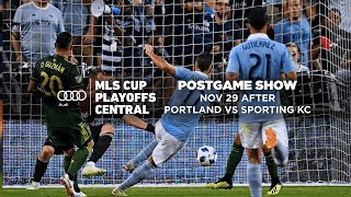 Download Atlanta United & Portland Timbers in MLS Cup 2018 | MLS Cup Playoffs Central Video