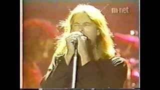 Download Def Leppard - Seoul Korea - 1996 Slang Tour Video