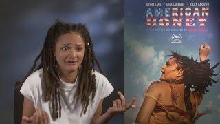 Download American Honey: Sasha Lane spills on intimate scenes with Shia LaBeouf Video