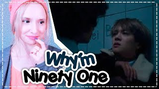 Download NINETY ONE - WHY'M REACTION/РЕАКЦИЯ | QPOP ARI RANG Video