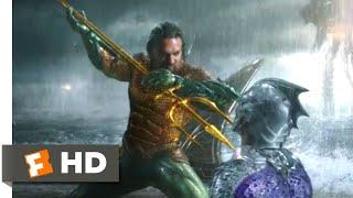 Download Aquaman (2018) - Aquaman vs. King Orm Scene (10/10) | Movieclips Video
