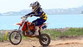 Download Raw: 65cc Motocross Racing Video