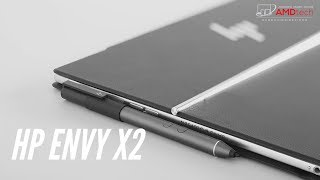 Download HP Envy x2 Unboxing & First Look: Windows 10 on Snapdragon 835! Video