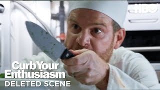 Download 'Kitchen Fight' Ep. 3 Deleted Scene | Curb Your Enthusiasm | Season 9 Video