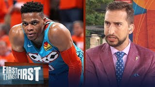 Download OKC Thunder 'owe' Russell Westbrook a trade - Nick Wright | NBA | FIRST THINGS FIRST Video